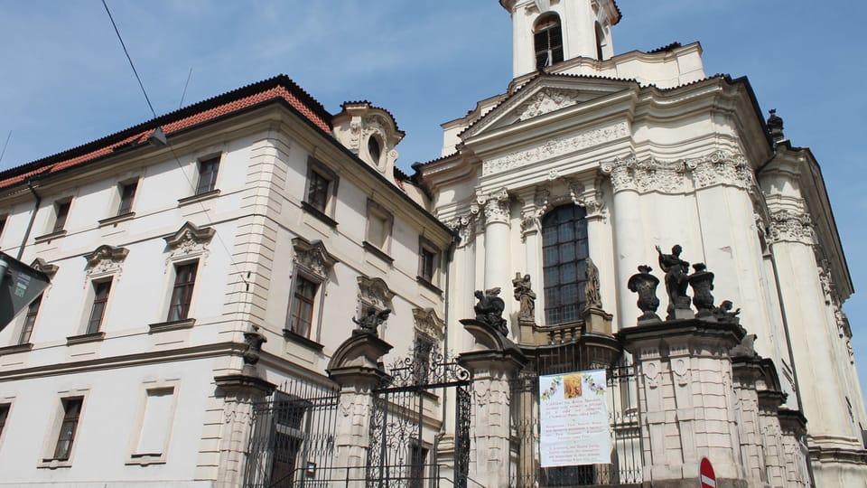 L'église Saints-Cyrille-et-Méthode,  photo: Ondřej Tomšů