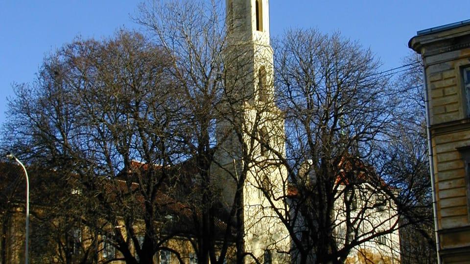 L'église et le monastère Sainte-Catherine,  photo: Archives de Radio Prague Int.