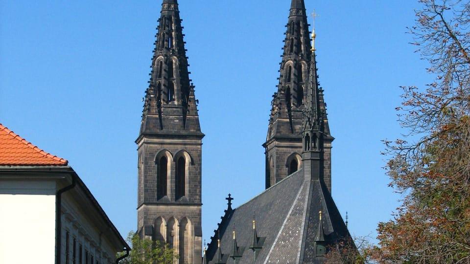 La basilique Saint-Pierre-et-Saint-Paul,  photo: Štěpánka Budková