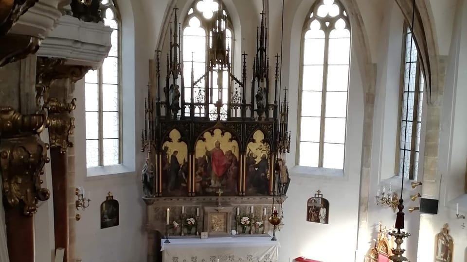 L'église Saint-Adalbert à Prague - Nové Město,  photo: Štěpánka Budková