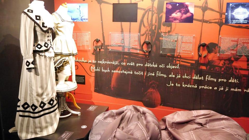 Le Musée Karel Zeman,  photo: Magdalena Hrozínková