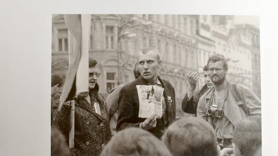 Josef Koudelk,  photo: repro Koudelka,  Návraty / Kant