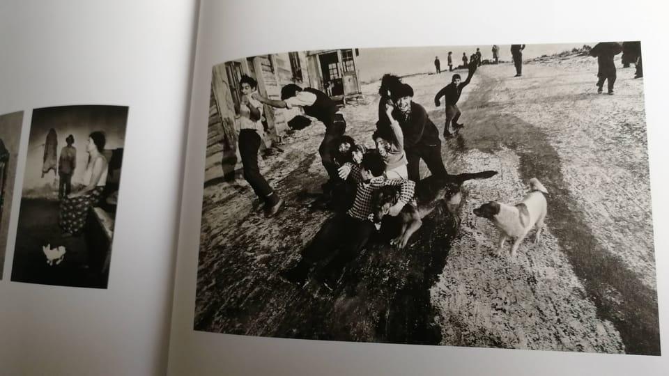 Tsiganes,  photo: repro Koudelka,  Návraty / Kant