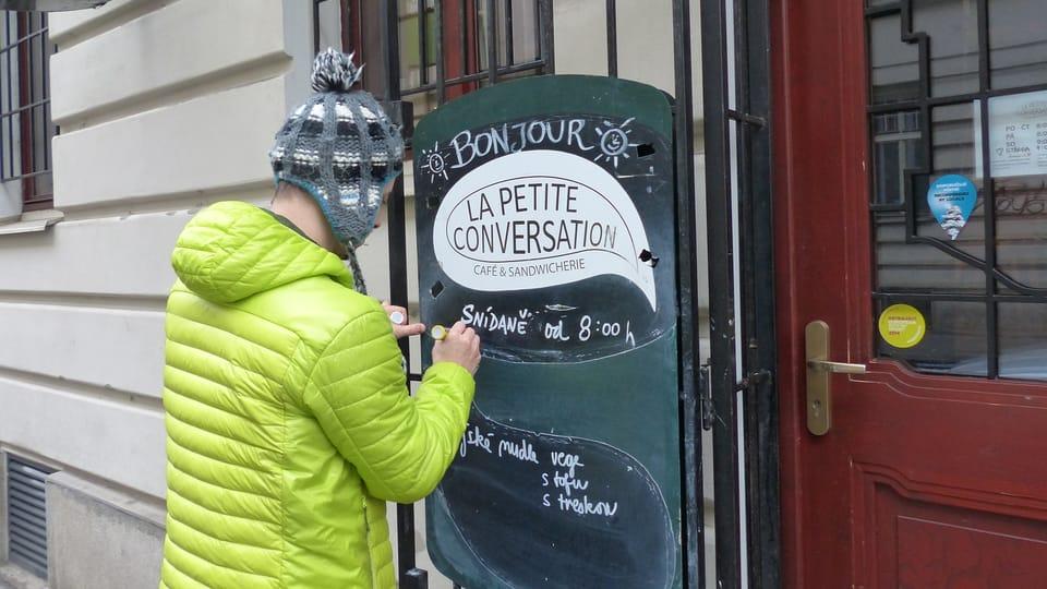 La Petite Conversation,  photo: Klára Stejskalová
