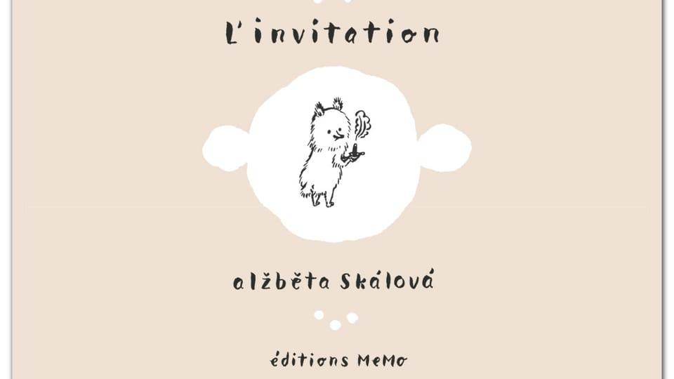 L'invitation',  photo: Éditions MeMo