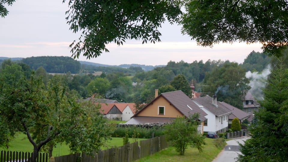 Village de Lomy,  photo: Magdalena Hrozínková
