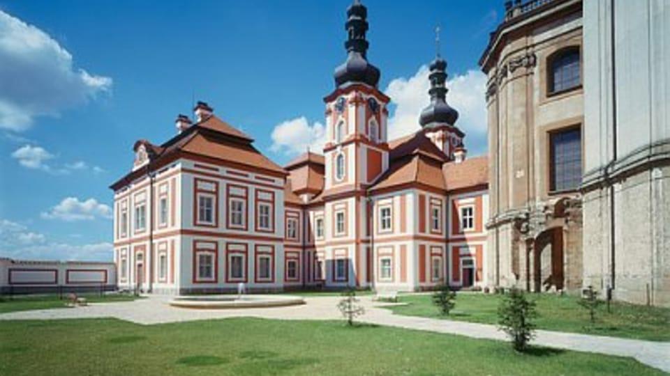 L'abbaye de Mariánská Týnice,  photo: CzechTourism