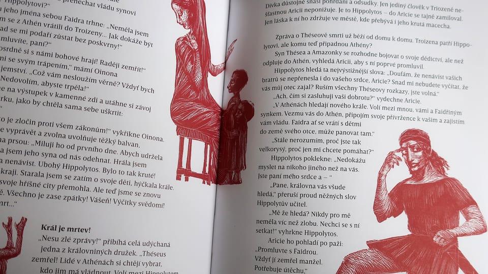 Photo: repro Renáta Fučíková / 'Molière &' / Vyšehrad