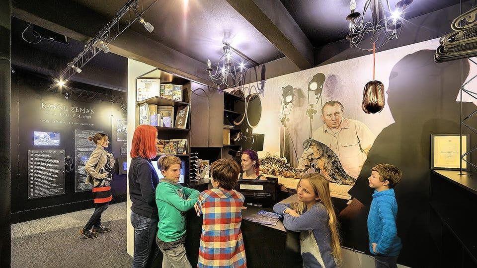 Photo: Archives du Musée Karel Zeman