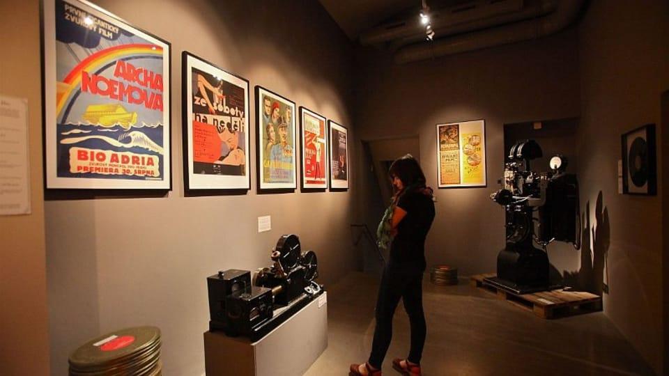 Photo: Archives de l'expoition 'Na Film!'