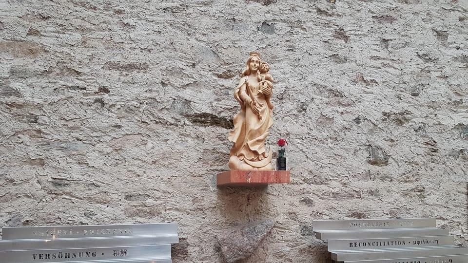 L'intérieur de l'église de l'Assomption de la Vierge Marie à Neratov,  photo: Lenka Žižková