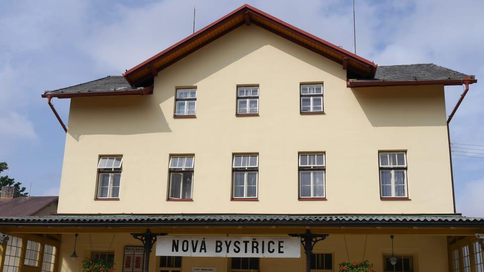 Nová Bystřice,  photo: Magdalena Hrozínková