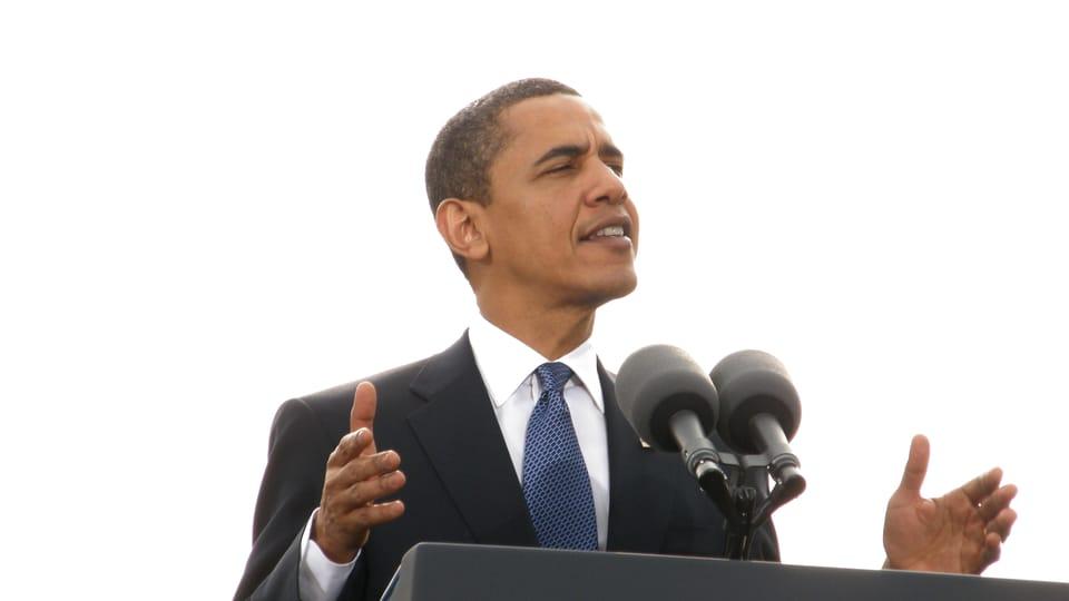 Barack Obama,  photo: Štěpánka Budková
