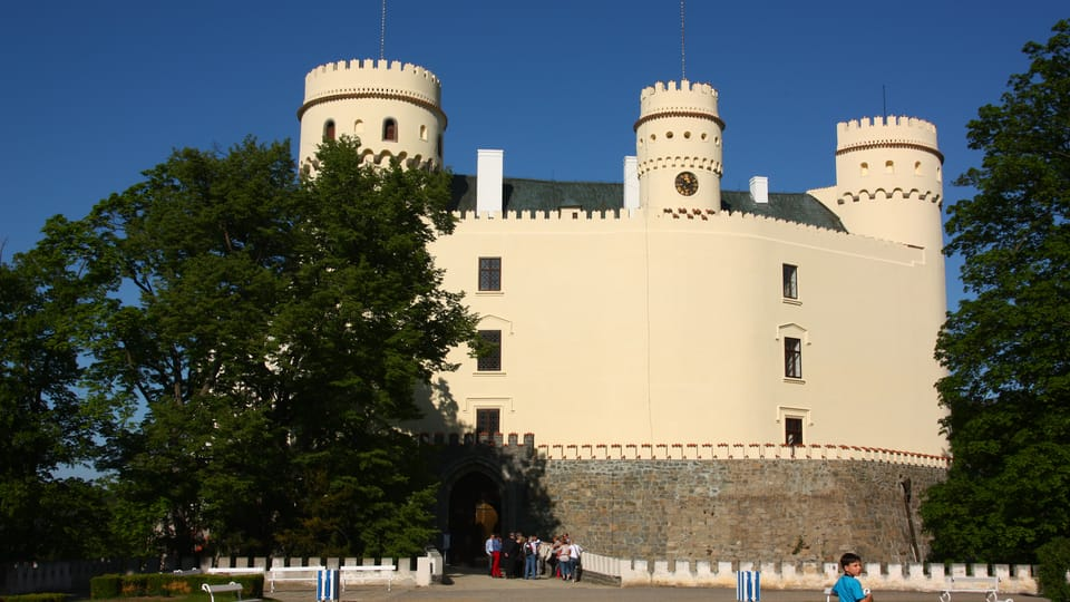 Château d'Orlik