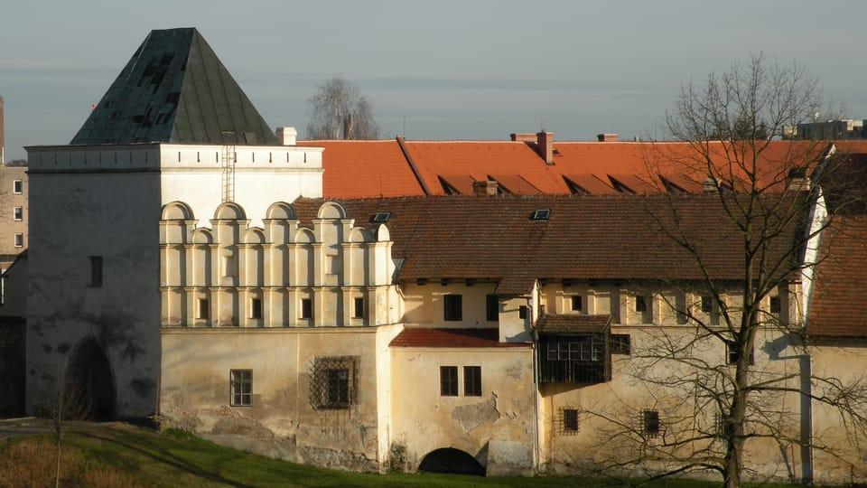 Château de Pardubice,  photo: Martina Schneibergová
