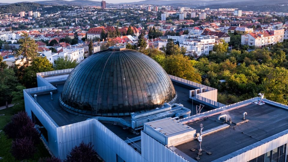 Photo: Hvězdárna a planetárium Brno,  CC BY-SA 3.0