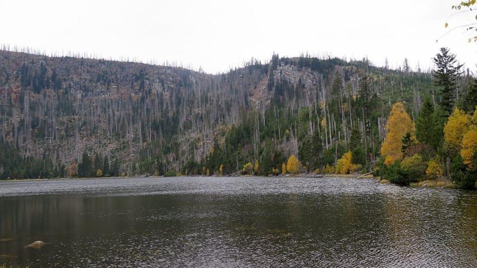 Le lac Plechý,  photo: Vojtěch Ruschka