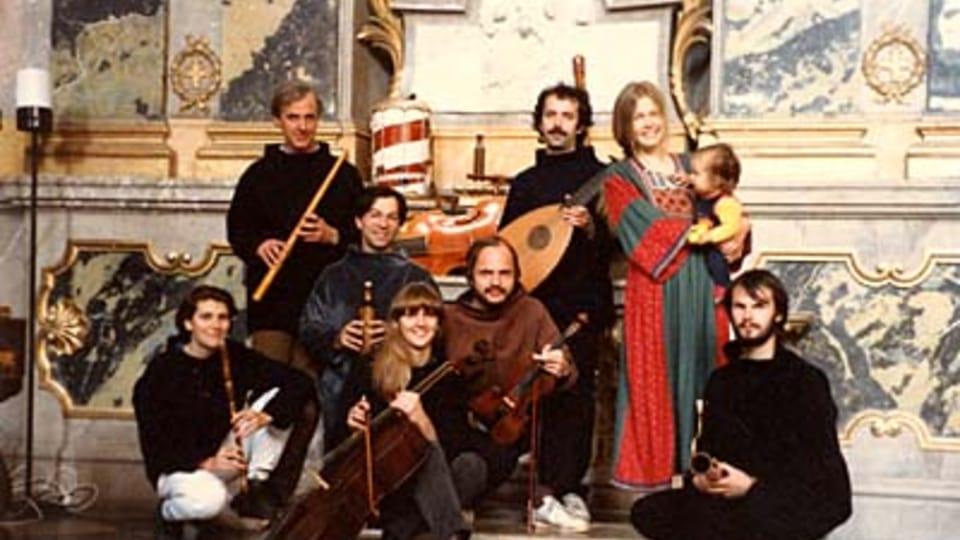 Capella Renesex,  1986
