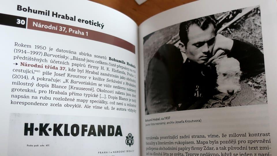 Photo: Repro,  'Praha erotická' / Academia