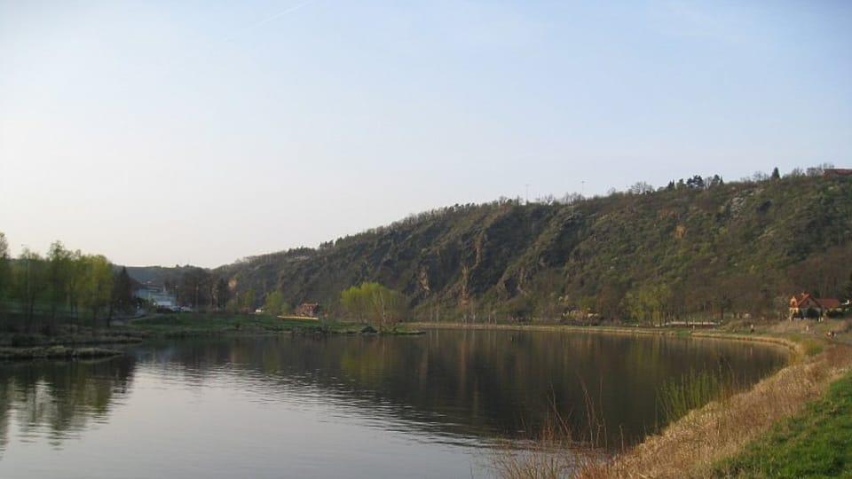 Vue sur le parc naturel Draháň - Troja,  photo: Denisa Tomanová