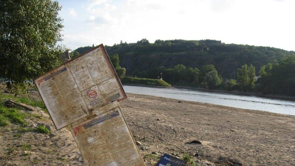 Après les inondations en 2013,  photo: Denisa Tomanová