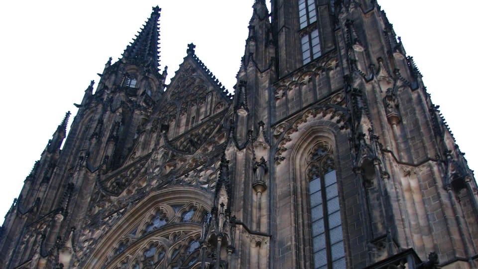 La cathédrale Saint-Guy,  photo: Kristýna Maková