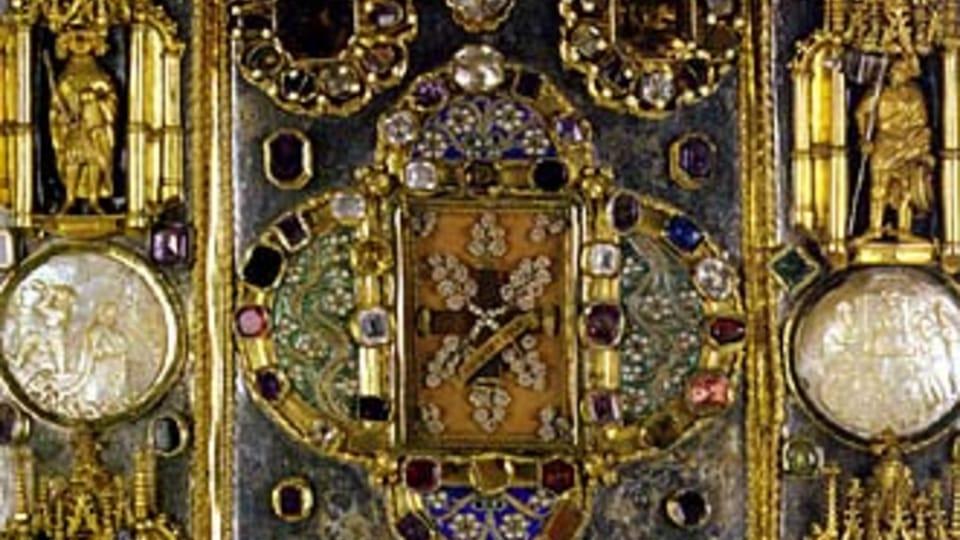 Le reliquaire de Hanus de Kolovraty,  1465