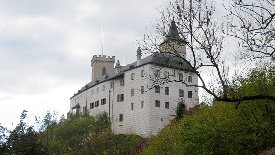 Château de Rosenberg,  photo: Vojtěch Ruschka