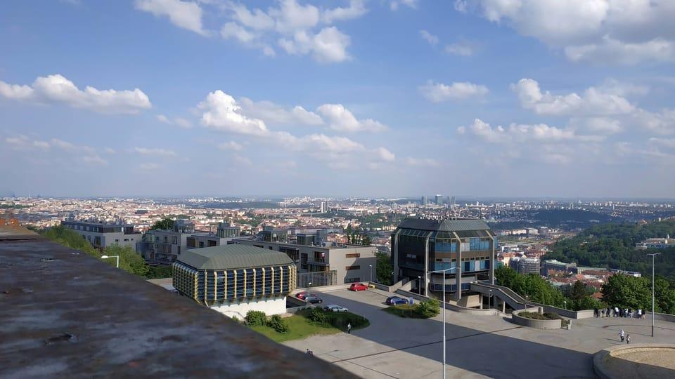 Le stade de Strahov,  photo: Bohumil Šimčík
