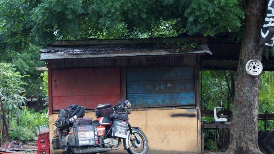 Nicaragua,  photo: Pavel Suchý / Site officiel de Jawa kolem světa
