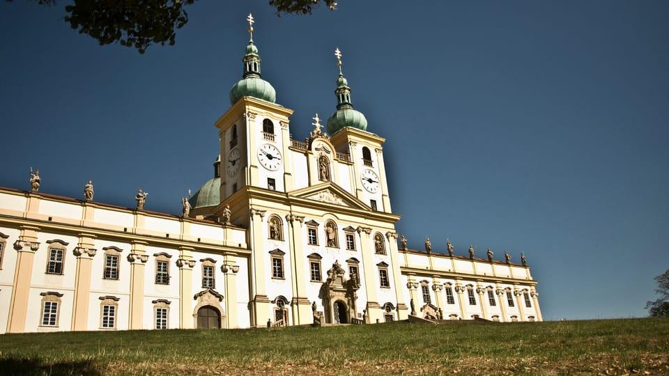 La basilique de la Visitation de la Vierge,  photo: Vít Pohanka