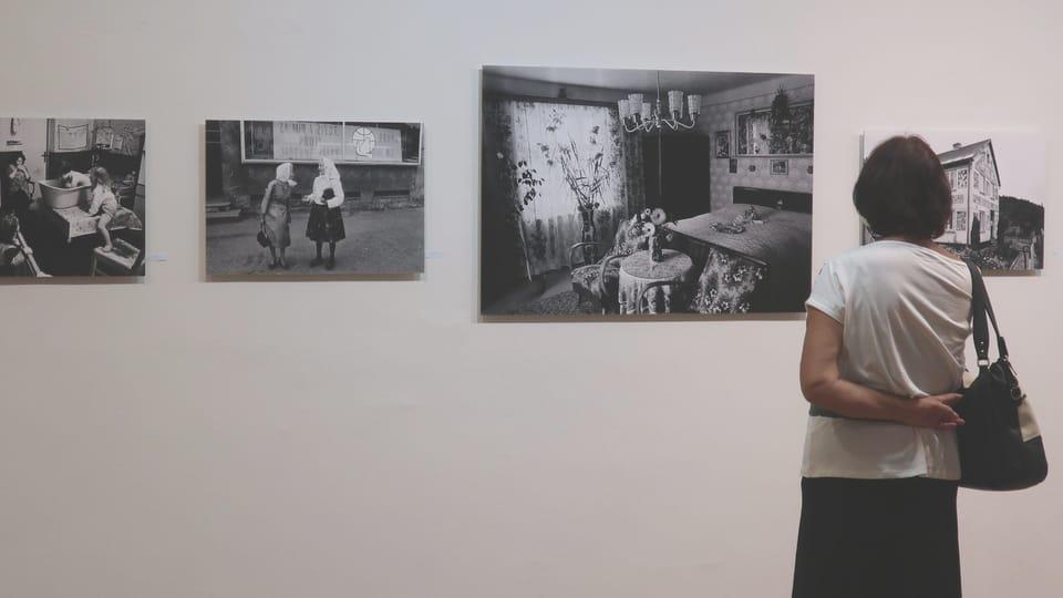 Jindřich Štreit,  'La lumière de la foi et de l'espoir',  photo: Martina Schneibergová