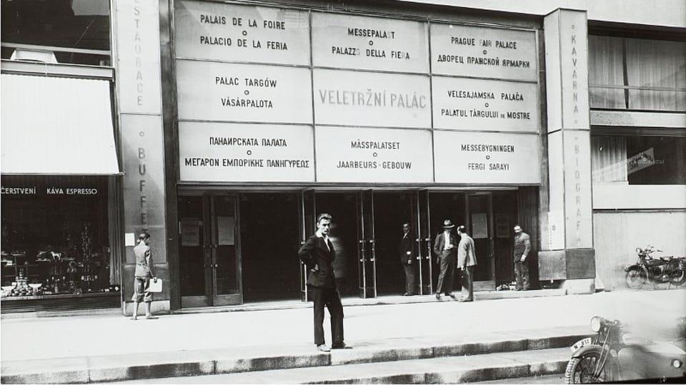 Palais des foires,  photo: Site officiel de la Galerie nationale