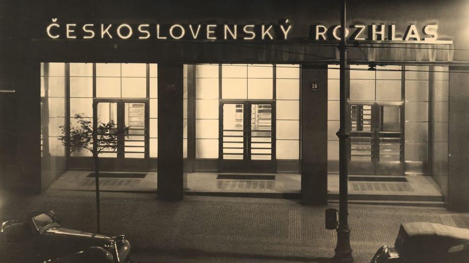 Photo: Archives de ČRo