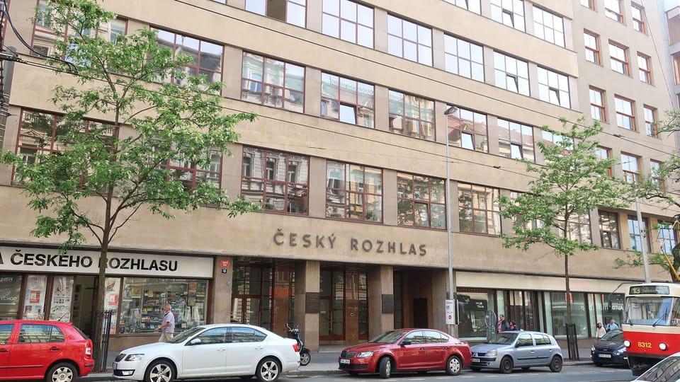 Le bâtiment de la Radio tchèque,  photo: Lenka Žižková