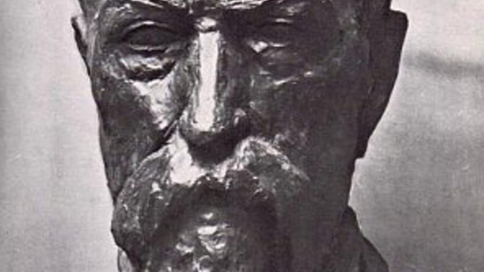 Le président T.G. Masaryk
