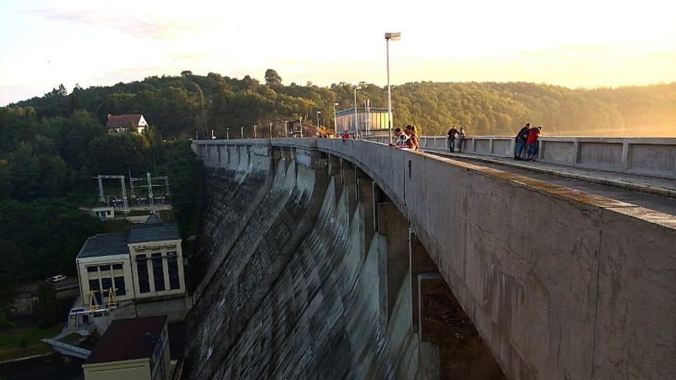 Le barrage de Vranov nad Dyjí,  photo: Soňa Jarošová
