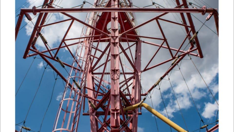 L'émetteur en ondes longues Topolná,  photo: Andrea Filičková