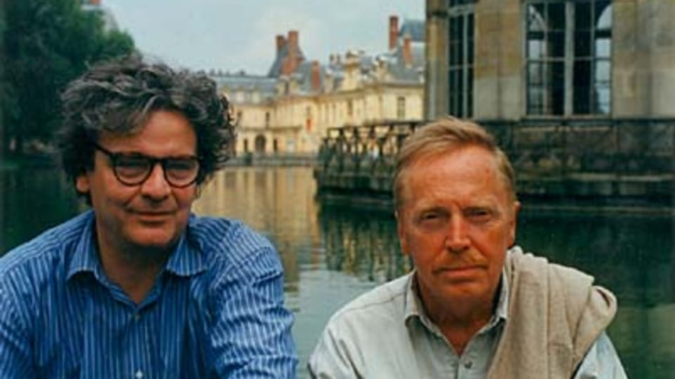 Josef Wagner avec Louis Mossot