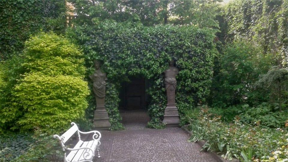 Le jardin des censeurs,  photo: Site officiel de l'Open Gardens Weekend