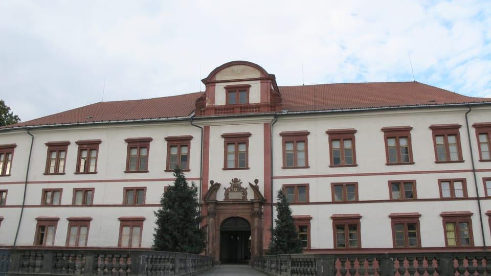 Château de Zákupy,  photo: Martina Schneibergová