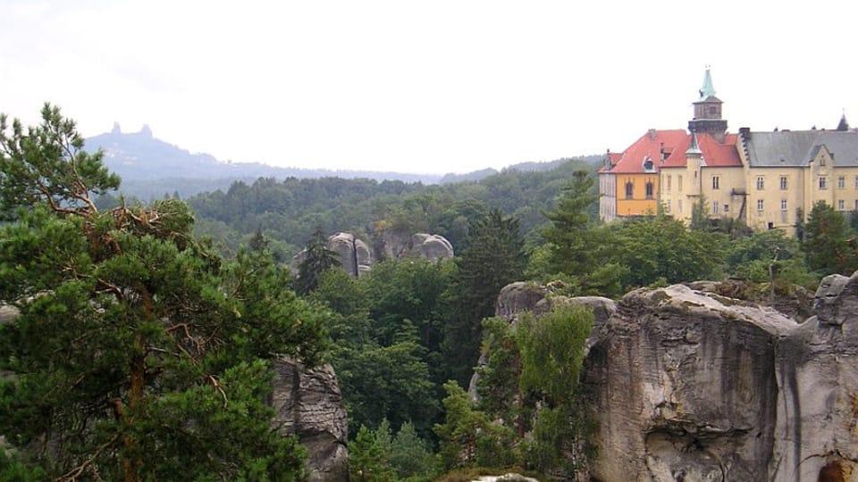 Château de Hrubá skála,  photo: Magdalena Kašubová
