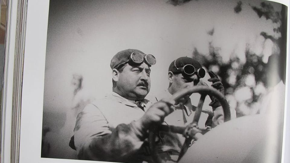 Le comte Alexandre Sasha Kolowrat,  photo: Repro Zámek s vůní benzínu / Mladá fronta
