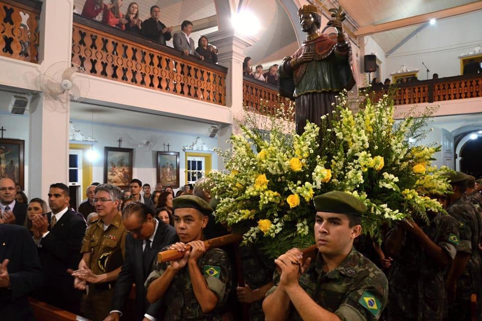 São João Nepomuceno,  Brésil | Photo: David Koubek,  Radio Prague International