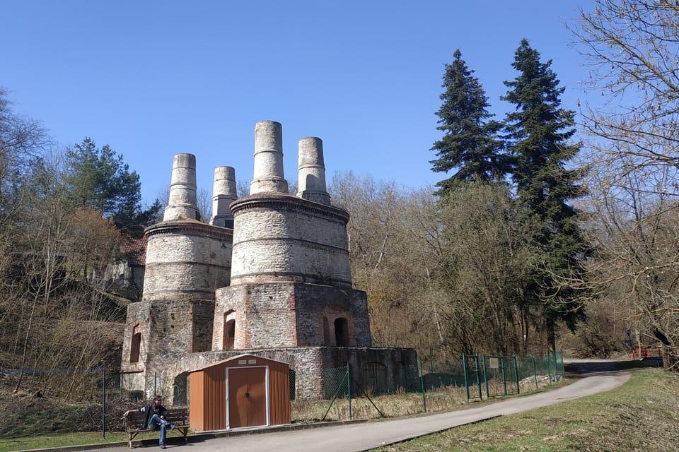 L'ancienne fabrique de chaux de Jiří Pacold,  photo: Bohumil Šimčík
