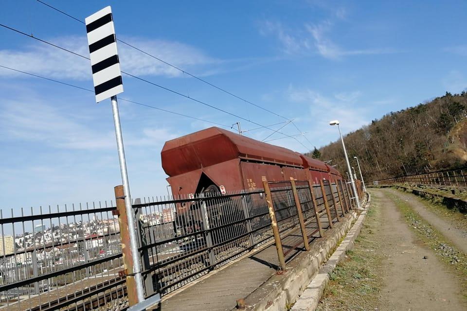 Le pont de Braník,  photo: Štěpánka Budková