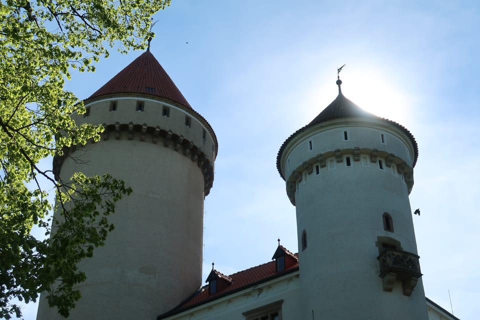 Château de Konopiště   Photo: Štěpánka Budková,  Radio Prague Int.