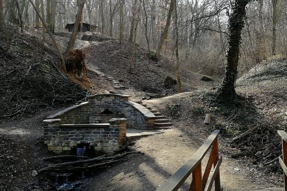 La source Mariale,  photo: Štěpánka Budková