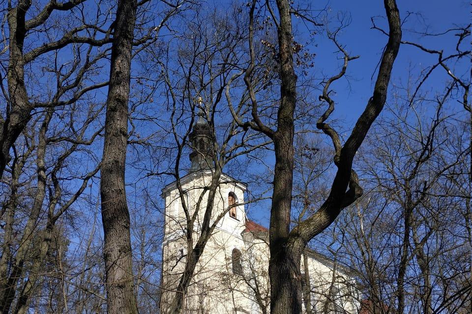 L'église Saint-Jean-Népomucène,  photo: Bohumil Šimčík