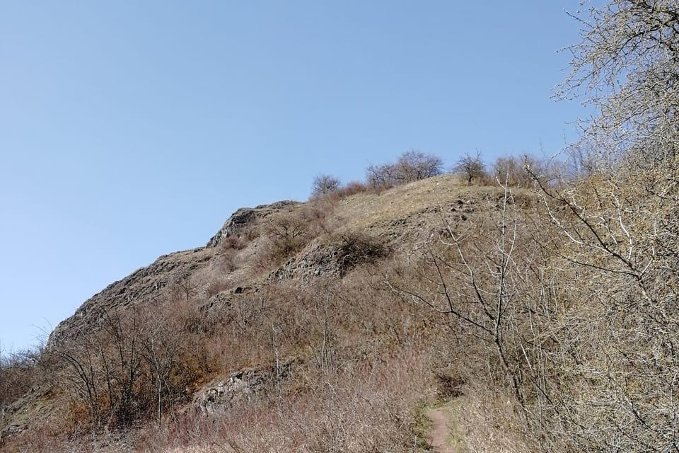 La réserve naturelle d'Homolka,  photo: Štěpánka Budková
